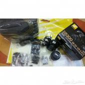للبيع كاميرا نيكون ( D5300 )