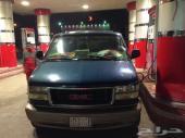 سيارة GMC سفاري عائلية للبيع