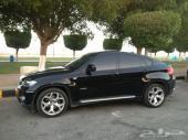 للبيع X6 BMW 2009 saudi