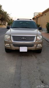للبيع فورد ايكسبلورر 2007 XLT  4X4  سعودي