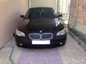 للبدل فقط BMW الفئه الخامسه 530i  مديل 2007