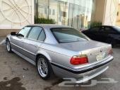 BMW 740i 1998 للبيع E38