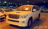 تويوتا - لاندكروزر - في أكس أر - 2014 - سعودي - أصفار ( أقل سعر )