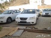 للبيع مجموعة سيارات سوناتا 2009