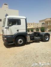 للبيع العاجل شاحنتين مان 2004 حجم 18.410