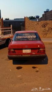 سياره مرسيدس للبيع موديل 87