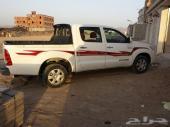 للبيع هايلوكس 2011 glx سعودي لوحة مميزه