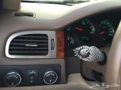 تاهو دبل 2014  سيارة جديده