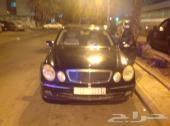 مرسيدس e200   2006