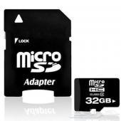 للبيع بطاقات ذاكرة 32 جيجا للجوال كلاس X10 ذات سرعة و آداء عالي - جديدة - بسعر مغري