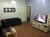 شقة غرفتين مفروشة موقع مميز شارع قريش للايجار  الشهري