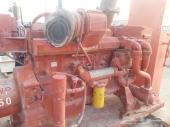 ماكينة كتر بلر 3406 عليها طرمبة بحرية