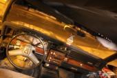 كابرس 89 البدي جيد في شدوش بسيطه الانبير حق البانزين والطبلون والحراره خربانه يبيلها كهربائي الموتر