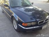 BMW 740I  موديل 1999