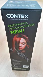 عرض على جهاز CONTEX سيراميك مملس  ومنعم الشعر ياباني الصنع ضمان سنه ..