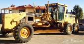 قريدر كاتربيلر CAT 140H وارد أمريكا موديل 1997 - المنطقة الحرة الأردن