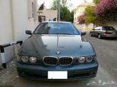 BMW  530I  موديل 2003  فل كامل للبيع بحالة جيدة بداعي السفر