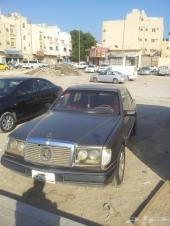 مرسيدس بنز 1989 E230 نظيفة جدا جدا للبيع