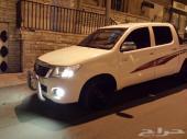 هايلوكس 2012 غمارتين GLX سعودي