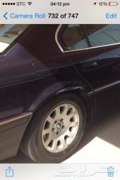 BMW 728 IL year 2000