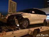 للبيع بريفيا 2011 مصدومه