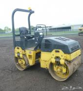 lot 161 2004 BOMAG BW120AD-3 Tandem Vibratory Roller