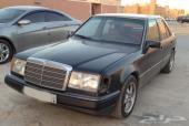 مرسيدس بطه mercedes benz W124 - 300 - 1991