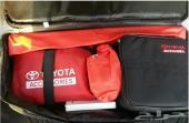 شنطة أدوات تويوتا الأصلية 2014 وكالة وتصلح لجميع السيارات