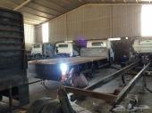 درة الشرقية لتصنيع الهياكل المعدنيه (سطحات سحب -صناديق دينات -لواري)