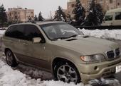 بي ام 2002 X5