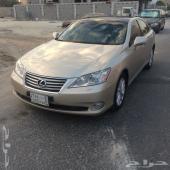 لكزس 350 ES موديل 2012 سعودي