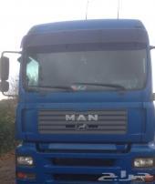 للبيع شاحنات مان 18410-18390-18430 موديلات 2004-2005-2007 تصل قريبا الئ جده