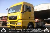 للبيع شاحنات مان الشاصي 120854موديل 2008