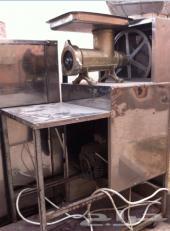 للبيع أدوات و تجهيزات معجنات و فطائر - فول و تميس كاملة للبيع