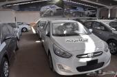 هونداي اكسنت 1400 سي سي الدفعة الثانية 2015 الوعلان اصفار ( عرض خاص كوبون صيانة مجانية لدى الوكيل )