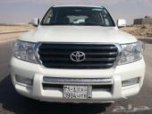 تويوتا جي اكس ار 2011سعودي8سرندل