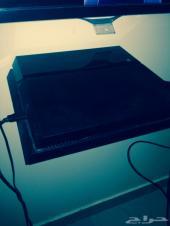 للبيع-PS4 بلايستيشن 4 أسود منزل فيه GTA V