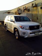 للبيع جيب لاندكروزر 2012 GXR-3  8v فل كامل سعودي