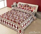 شراشف  سرير و كرسي روعة