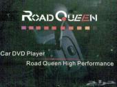 للبيع مسجل شاشة road queen car DVD player