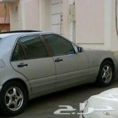 مرسيدس 1998