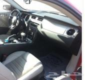 موستنج 2011 V6 نظيفة جدا