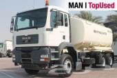 شركة مان توب يوزد للشاحنات المستعملة بالشرق الاوسط