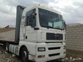 للبيع عدد 2 شاحنة مان TGA 18 430 2006 (بطاقة جمركية) - وعدد 4 سطحات ستارة