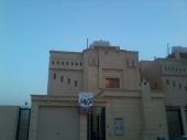 للإيجار دور ارضي بحي العارض(الامانة) شمال الرياض بسعر 35 الف