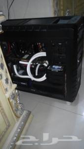الكمبيوتر المكتبي الوحش تجميع محترف لكافة الاعمال للمهندسيين والمصممين والالعاب العالية الاداء