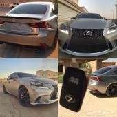 lexus is350-f 2014