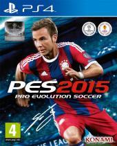 للبيع شريط PES 2015 للps4 او PS3