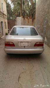 ميرسيدس Benz E420