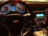 2012 كمارو اس اس احمر -- RED 2012 Camaro SS